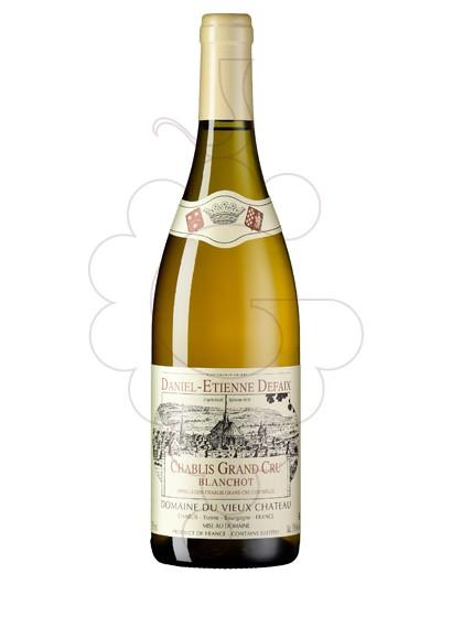 Foto Daniel-Etienne Defaix Chablis Grand Cru Blanchot vi blanc