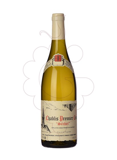 Foto Dauvissat Chablis 1er Cru Séchet vi blanc
