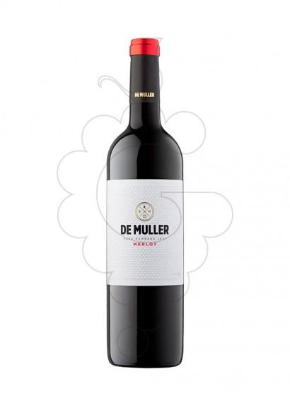 Foto De Muller Merlot vi negre