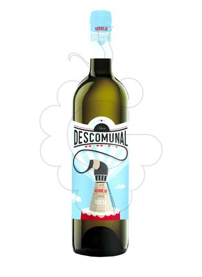 Foto Descomunal Verdejo  vi blanc