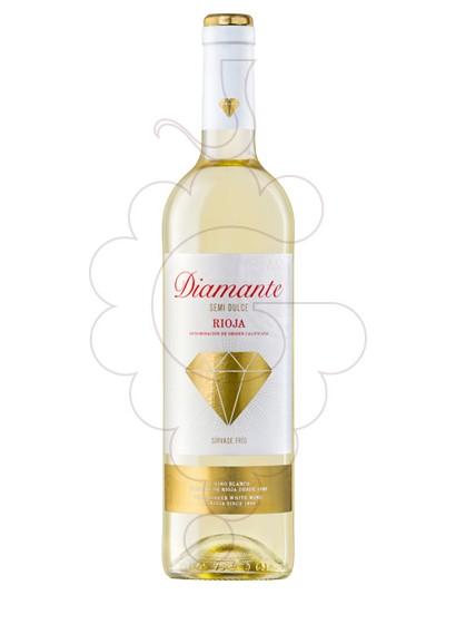 Foto Diamante Blanc Semi-Dolç vi blanc