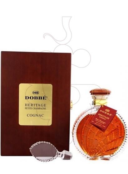 Foto Cognac Dobbé Héritage Petite Champagne