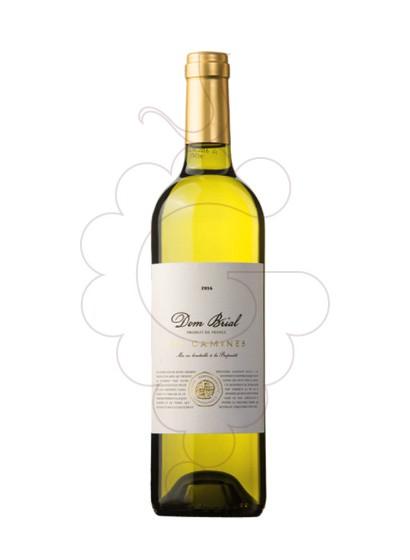 Foto Dom Brial Les Camines Blanc vi blanc