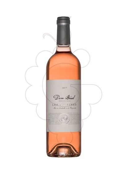 Foto Dom Brial Les Camines Rosat vi rosat
