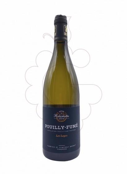 Foto Domaine des Rabichattes Pouilly Fumé vi blanc