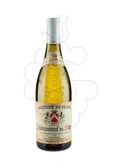 Foto Domaine Du Pegau Chateauneuf Blanc  vi blanc