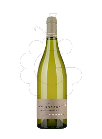 Foto Dupont-Fahn Bourgogne Blanc vi blanc