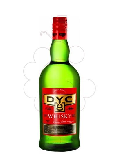 Foto Whisky Dyc 8 Anys