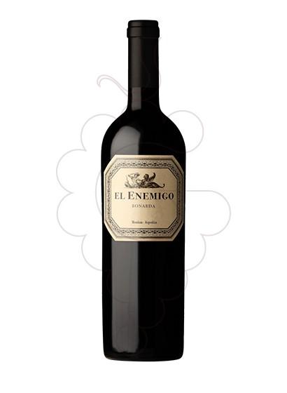Foto El Enemigo Bonarda vi negre