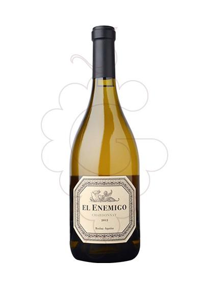 Foto El Enemigo Chardonnay vi blanc