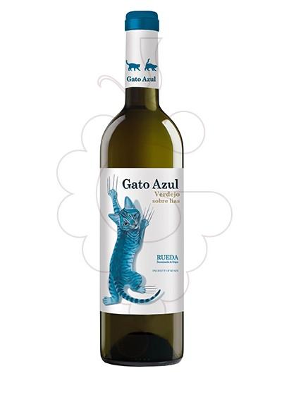 Foto El Gato Azul vi blanc
