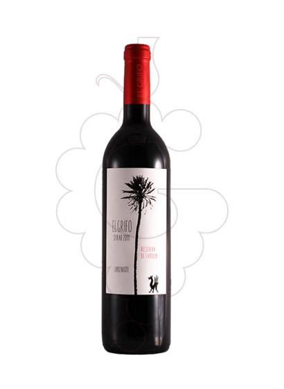 Foto El Grifo Reserva Familia vi negre