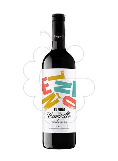 Foto El Niño de Campillo  vi negre