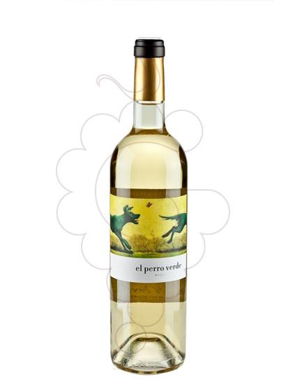 Foto El Perro Verde Blanco (Rueda) vi blanc