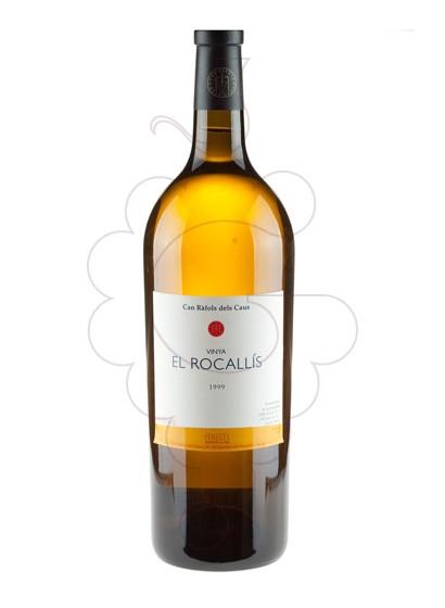 Foto El Rocallis Magnum vi blanc