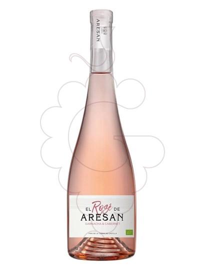 Foto El Rosé de Aresan vi rosat