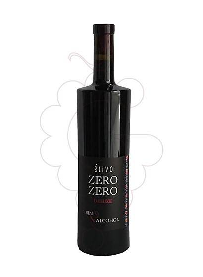 Foto Vi sense alcohol Elivo zero deluxe negre 75 cl