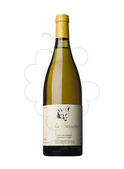 Foto Els Bassots vi blanc