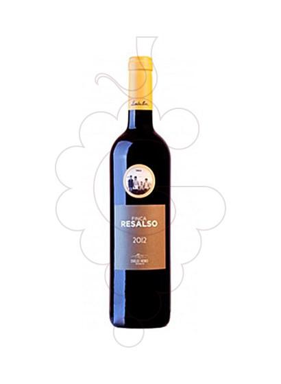 Foto Emilio Moro Finca Resalso vi negre