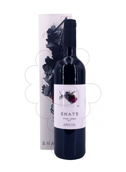Foto Enate Syrah - Shiraz vi negre