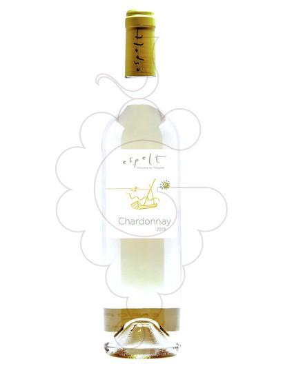 Foto Espelt chardonnay vi blanc
