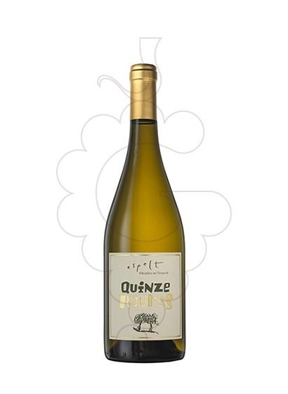 Foto Espelt Quinze Roures vi blanc