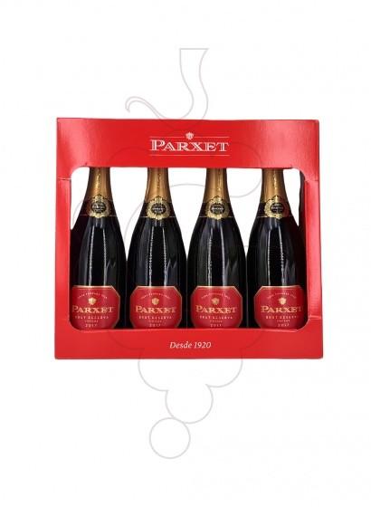 Foto Caixes regal Parxet Brut Reserva Pack 4 u