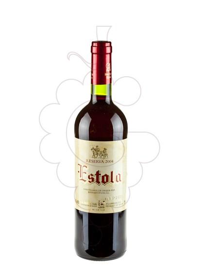 Foto Estola Reserva vi negre