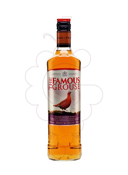 Foto Whisky Famous Grouse