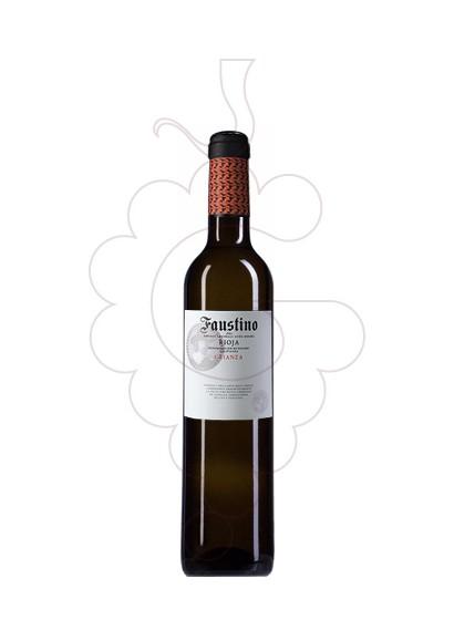 Foto Faustino Crianza (mini) vi negre