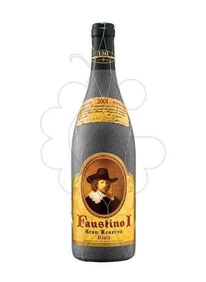 Foto Faustino I Gran Reserva Especial vi negre