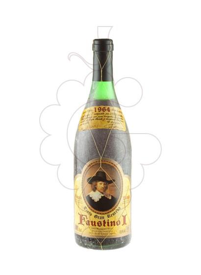 Foto Faustino I Gran Reserva  vi negre