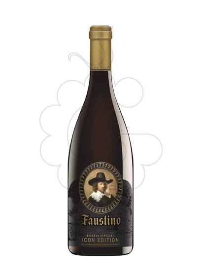 Foto Faustino Icon Edition vi negre