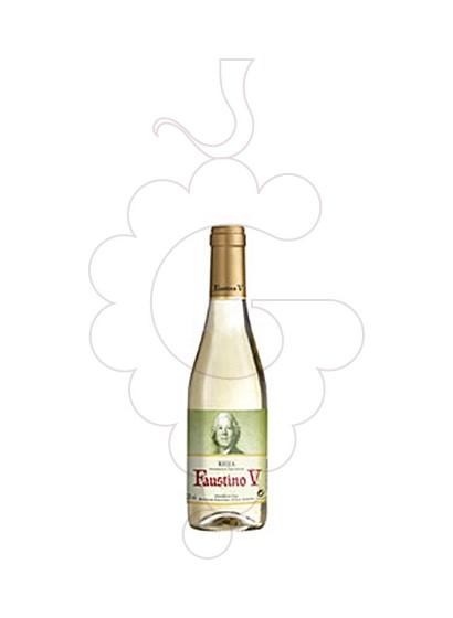 Foto Faustino V Blanc (mini) vi blanc