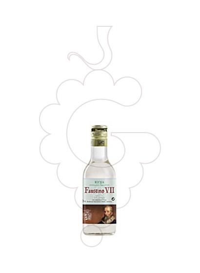 Foto Faustino VII Blanc (mini) vi blanc