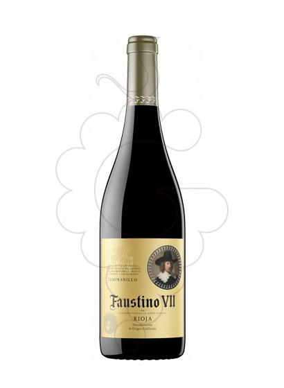 Foto Faustino VII Negre vi negre