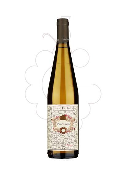 Foto Livio Felluga Pinot Grigio vi blanc