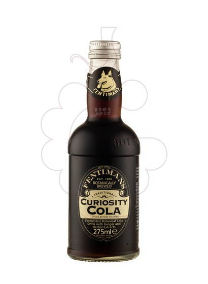 Foto Refrescs Fentimans Curiosity Cola