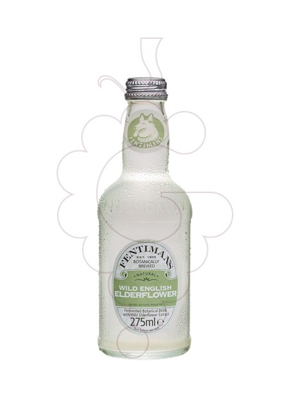 Foto Refrescs Fentimans Wild English Elderflower