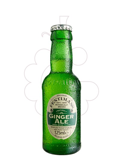 Foto Refrescs Fentimans Ginger Ale