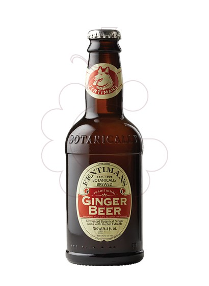 Foto Refrescs Fentimans Ginger Beer