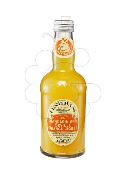 Foto Refrescs Fentimans Mandarin and Orange