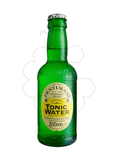 Foto Refrescs Fentimans Tonic Water