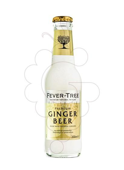 Foto Refrescs Fever-Tree Ginger Beer