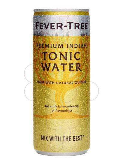 Foto Refrescs Fever-Tree Tonic Water Llauna