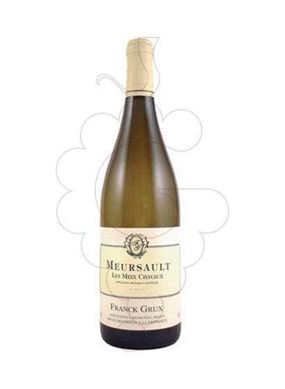 Foto Franck Grux Meursault Les Meix Chavaux vi blanc
