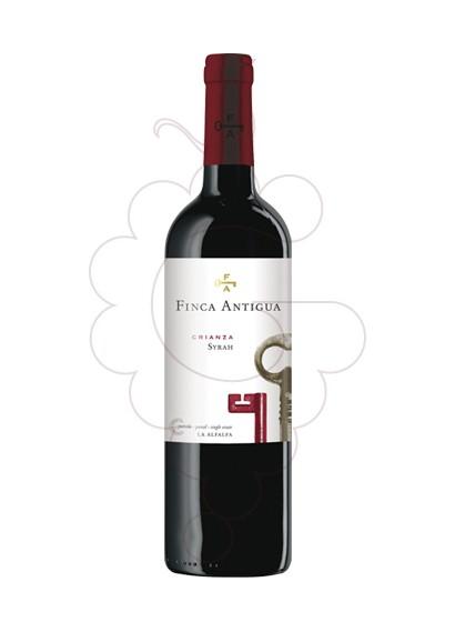 Foto Finca Antigua Syrah vi negre