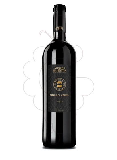 Foto Iniesta Finca el Carril Negre vi negre