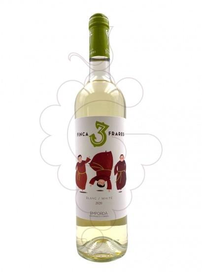 Foto Finca Els 3 Frares Blanc vi blanc
