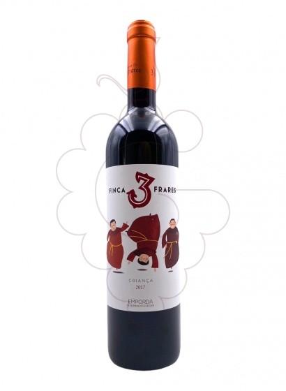 Foto Finca Els 3 Frares Negre vi negre